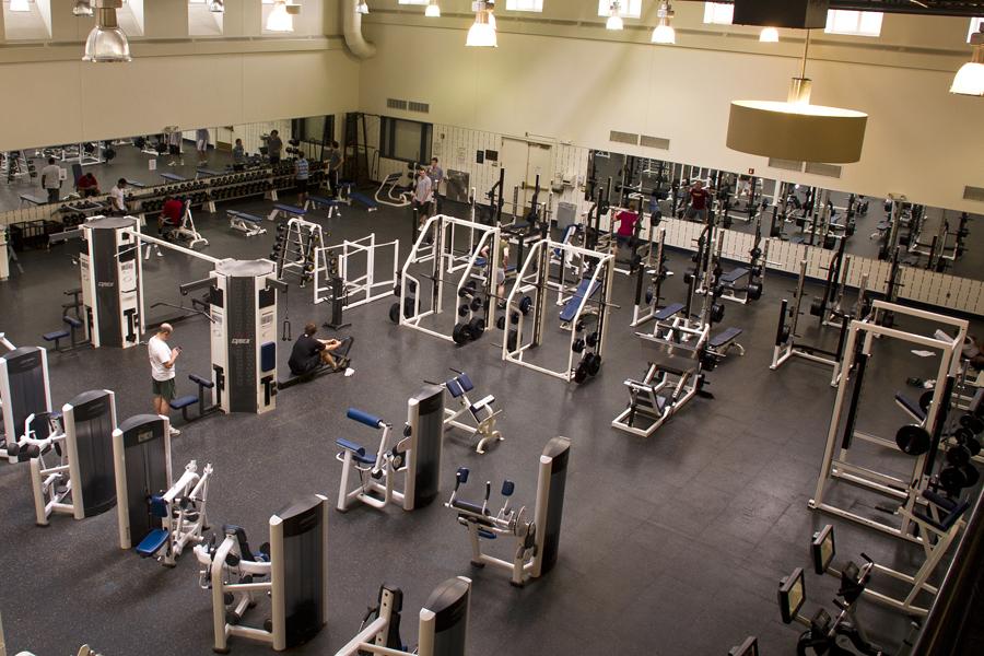 Áp dụng mùi thơm cho phòng tập thể dục Gym, Fitness