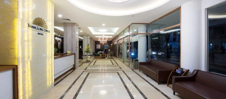 Khách sạn Thăng Long Opera hương thơm sang trọng thể hiện đẳng cấp