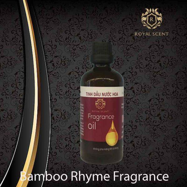 Tinh dầu nước hoa Bamboo Rhyme