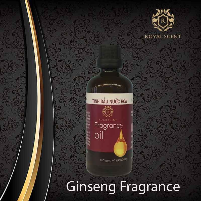 Tinh dầu nước hoa ginseng