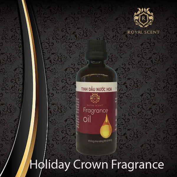 Tinh dầu nước hoa Holiday Crown