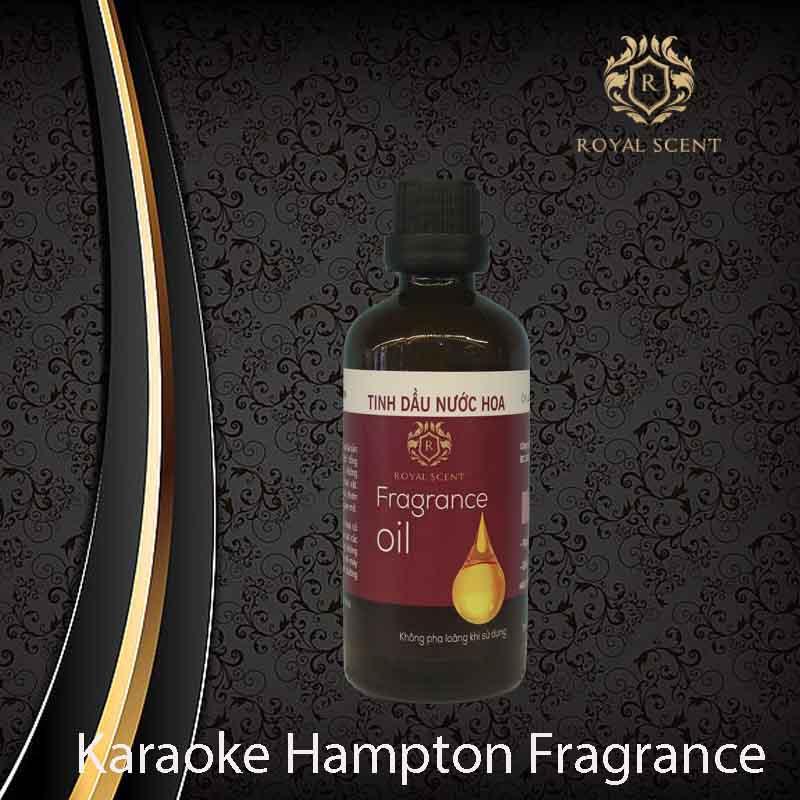 Tinh dầu nước hoa Karaoke Fragrance
