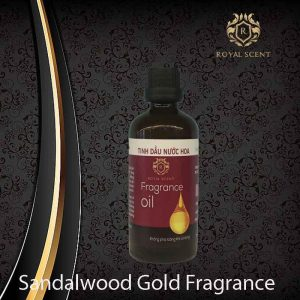 Tinh dầu Sandalwood Gold