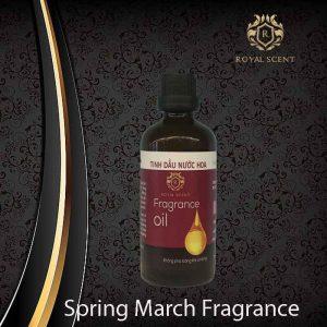 Tinh dầu Spring March